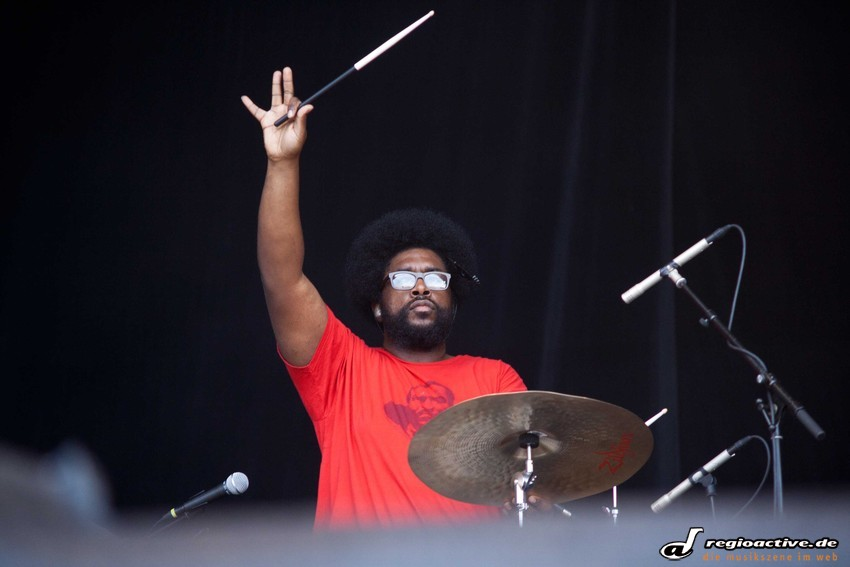 The Roots (live beim Frauenfeld 2011)